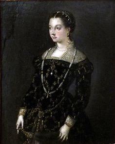 Sofonisba Anguissola (1532-1625) Self Portrait 1