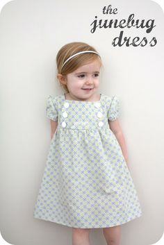craftiness is not optional: Junebug dress sew-along Part 1: pattern and pieces
