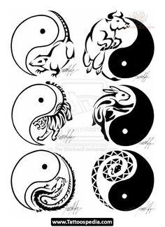 Chinese Zodiac Tattoo Designs Tattoo Ideas chinese tattoo designs - Tattoos And Body Art Ox Tattoo, Bull Tattoos, Tattoo Script, Body Art Tattoos, Tattoo Baby, Samoan Tattoo, Polynesian Tattoos, Hand Tattoos, Sleeve Tattoos