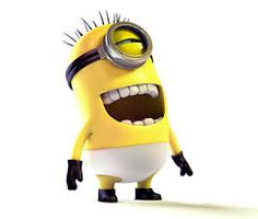 Despicable Me Minion 3D A Cute Collection Of 2 Minions