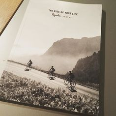#alliwantforChristmas can be found in this little book. @Rapha @rapha_asia