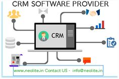 Neolite Infotech develop web based CRM & Mini ERP application which will run on desktop as well as online in case of internet unavailability,