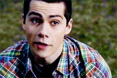 our crazy funny Stiles from season 1 :)))))