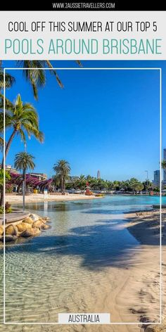 Try out these great lagoon style swimming pools in and around Brisbane this summer. They are all public and best of all free to use. #queensland #Australia Travel Articles, Travel Advice, Travel Guides, Travel Photos, Travel Tips, Australia Holidays, Visit Australia, Queensland Australia, Landscaping Design