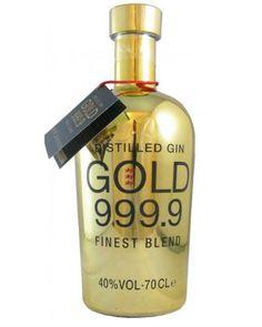 Vinos Barcelona Ginebra Gold 999.9
