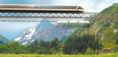 What is the SkyWay? SkyWay is an elevated transport system, in which the movement is organized with the help of suspended rails stretched between supports. The speed of the rolling stock can reach 500 km/h, and its movement is controlled automatically. Why invest in SkyWay: ☞ profitable investment of Finance ☞ lifelong dividends ☞ intellectual property ☞ co-ownership of the global Corporation