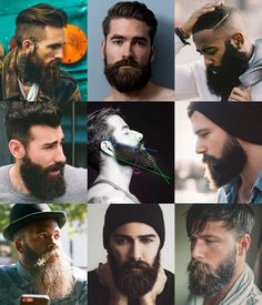 masculine man undercut haircut | Beards and hairstyle to get with ...