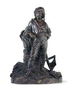 Paul Émile Machault (1800-1866) Der aus Paris stammende Bildhauer Paul Émile Machault war ein Nachfolger von Guillaume Francin (1741-1830). Sein Sohn, Francois Paul Machault (1835-1874/78), war ebenfalls Bildhauer und Medailleur. Von Machault sind vornehmlich Bronzefigurengruppen mit Puttodarstellungen bekannt.