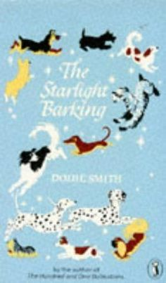 VINTAGE 1970 Paperback The Starlight Barking (Puffin Books) Dodie Smith 01403042