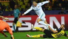 Ronaldo nets twice as Real win in Dortmund