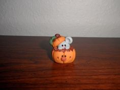 Mouse in Pumpkin.