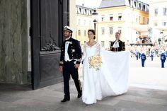 Best Swedish Royal Wedding Pictures 2015 | POPSUGAR Celebrity