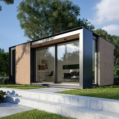 Eco Pod is an Eco Friendly Garden Room - Pod Space