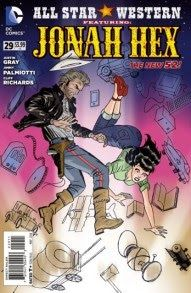 Weird Science: All Star Western #29 Review