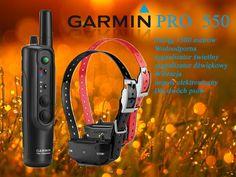 Garmin Pro 550  Dla 2 Psów  Zasięg 1500 Metrów, Nowość obroża elektroniczna Garmin DELTA