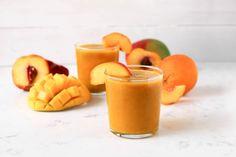 nutribullet blender orange mango and peach smoothie recipe