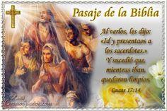 Vidas Santas: Santo Evangelio según san Lucas 17:14