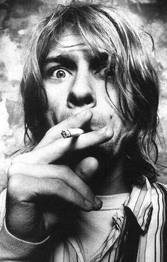 I hate cigarettes, but I love Kurt. Therefore, I love cigarettes now.