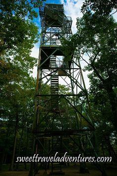Dorset Tower in Haliburton Highlands, Ontario
