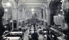Budapest éke a New York Kávéház, amelyet a