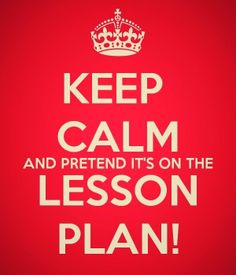 Always good advice... 'mistakes' in the classroom are a teaching tool (make sure they are getting the content well enough to catch your mistake) and a lesson to students that you don't have to be perfect all the time, but you do have to recover and move on!