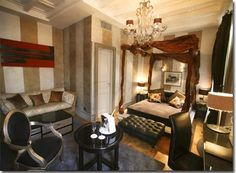 The Inn At The Roman Forum. Great place to explore and fantastic place to stay