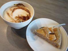 Apfelkuchen mit Cappu - beetroot lässt e sich gutgehen