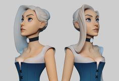 Corset girl by laloon