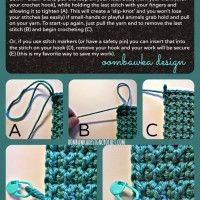 Crochet Tip of the Week – Secure Your Work