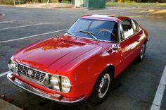 1967 Lancia Fulvia Sport Zagato For Sale