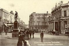 Cornhill, Ipswich