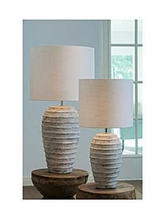 Love these lamps
