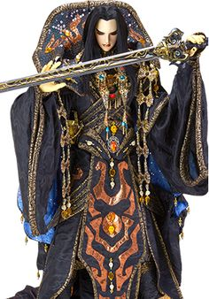 Miè Tiān Hái (character) from 'Thunderbolt Fantasy' (2016). Wuxia (martial arts) puppet series. || Character sketch: http://www.thunderboltfantasy.com/character/images/p_betu2.jpg (Source: http://www.thunderboltfantasy.com/character/) || More images: http://www.thunderboltfantasy.com/character/ || About 'Thunderbolt Fantasy' (2016): https://en.wikipedia.org/wiki/Thunderbolt_Fantasy || View trailer: [Mature audiences (violence)] https://fr.pinterest.com/pin/182395853638017297/