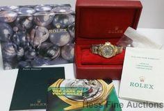 Rolex Yacht master 18k Gold SS Ladies Genuine Watch Box Papers 169623 #Rolex #Sport