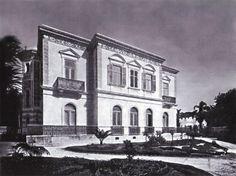 Palacete de Luís Antônio de Sousa Queiroz. SP