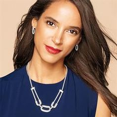 Avon Proud Texan Necklace and Earring Gift Set Introducing the Proud Texan Collection: Sparkling rhinestones in a glossy metal setting for a bright, shiny look to glam up your everyday. Rock the whole collection with the Proud Texan Earrings, Proud Texan Criss-Cross Bracelet and the Proud Texan Ring. Regularly $19.99 #avon #jewelry #rhinestones