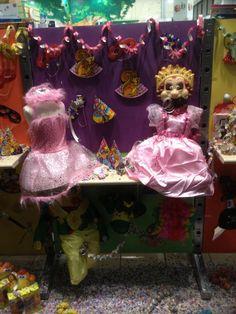 Carnevale #iobimbosardegna #iobimboolbia #vetrine