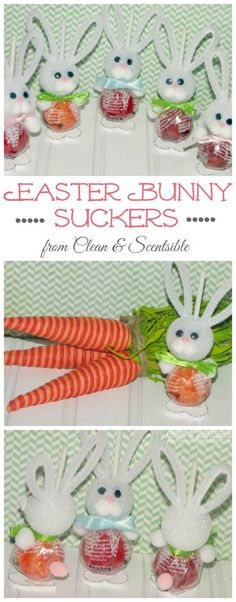 These Easter Bunny s