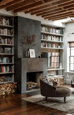 West Village, Architectural Digest, Home Living, My Living Room, Living Area, Modern Living, Living Room On A Budget, Clean Living, Simple Living