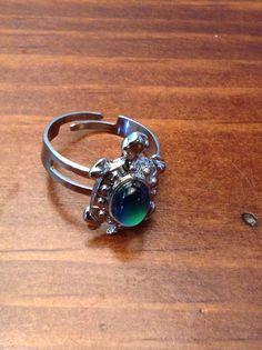 Turtle Mood Ring