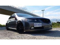 """Car - 2007 Acura TL Type S 3.5L in SURREY, BC  $14,750"""