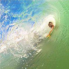 almondsurfboards:    Repost from @chasenmarshall Handplane barrels! #almondsurfboards (at Almond Surfboards)