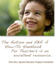 An easy to understand educational resource for implementing applied behavior analysis (ABA) for learners with autism in the classroom setting.  Walden University  waldenu.edu