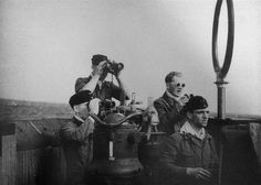 Archive Photos Show German U-Boat Crew on World War II Mission - NBC News