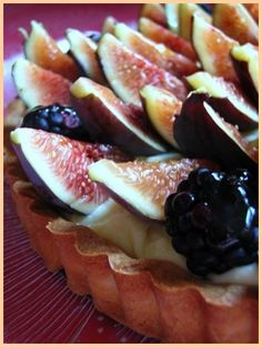 ... in Savoury Dishes on Pinterest | Fig recipes, Fresh figs and Figs