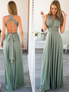 Long Party Cut Out Beach Maxi Dress
