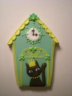 Cat cookies ★ More on #cats - Get Ozzi Cat Magazine here >> http://OzziCat.com.au ★