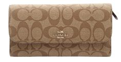 Coach Women's Wallets F52681 *** Discover this special outdoor gear, click the image : Best Travel accessories for women