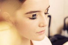 Christian Dior Pre-Fall 2015 RTW - Backstage - Vogue photo by Taylor Jewell