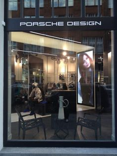 34cdaed7d7f0 Porsche Design House Berlin (11 photos) Worlds largest store (440 sqm)  Porsche